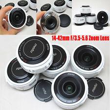 MeiTu 14-42mm f/3.5-5.6 ASPH Zoom Lens For Panasonic Olympus Micro4/3 SLR Camera