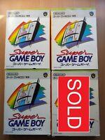 SFC Nintendo Super Famicom Super Game Boy (Japan Version) [SHVC-027] SNES ADD-ON