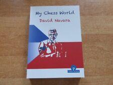 Lohnenswert: My Chess World by GM David Navara Thinkers Publishing 2020