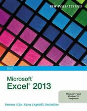 New Perspectives: Comprehensive Microsoft® Excel® 2013 by parsons, Oja, Agelof