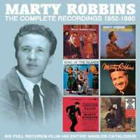Marty Robbins - The Complete Recordings: 1952 - 1960 (4cd) NEW 4 x CD