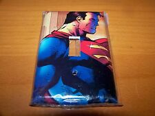 SUPERMAN LIGHT SWITCH PLATE #5