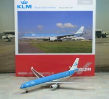 """Herpa Wings KLM """"Times Square"""" A330-300 """"Discontinued"""" 1/200"""