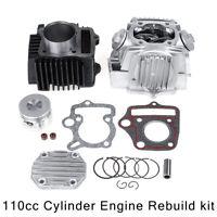 110cc Cylinder Engine Rebuild Kit For Roketa Kazuma Chinese Taotao ATV DIR