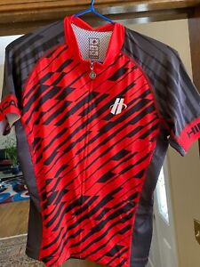 Hincapie Men's Virtual Short Sleeve Jersey Medium