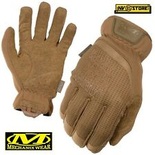 Guanti MECHANIX Fast Fit Tactical Gloves MFF Softair Security Antiscivolo COYOTE