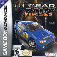 Top Gear Rally GBA New Game Boy Advance