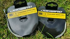 Jagwire Road Sport Slick Stainless Brake Inner Cable 1.7m Shimano SRAM Fit