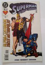 Superman The Man Of Tomorrow # 2 -Dc Comics