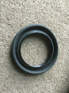 Collapsible Rubber Lens Hood 55mm Made In Japan Vintage