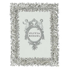"""Factory New Olivia Riegel Twinkles 5x7"""" Frame with Decorative Back"""