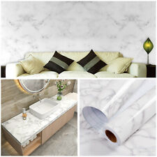 118*24 inch Marble Peel and Stick Wallpaper Waterproof Removable Contact Paper