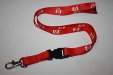 hp invent Schlüsselband / Lanyard / Keyholder NEU!! rot