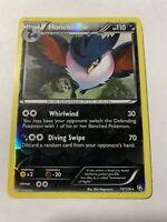 x1 Honchkrow - 73/124 - Rare - Reverse Holo Pokemon BW6 Dragons Exalted M/NM