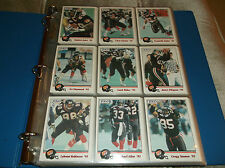 1993 JOGO CFL SET (220) CANADIAN FOOTBALL LEAGUE LIMITED EDITION 50/400