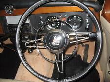 Classique Volant en cuir couverture (gant) Rover P4 60 75 80 90 95 100 105 110
