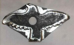 Old Tin Flat-Back Cookie Cutter Eagle w/ Spread Wings Southeastern Pennsylvania