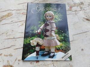 AUTUMN 2004 GILDEBRIEF doll magazine *ENGLISH VERSION*