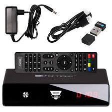Kabel Terrestrische DVB-T2 DVB-C Receiver Opticum ODIN2 Hybrid LINUX Wlan Stick