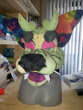 Fursuit Head Base Tiers/Tiered (Includes Art & Character - Read Description!)