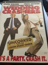 Wedding Crashers (DVD, 2006, Widescreen Unrated)(VERY GOOD)