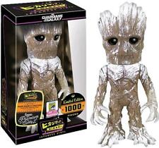 Hikari Japanese Marvel Vinyl Frost Groot SDCC 2015 Exclusive Figure 5458