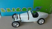 ELIGOR 1:43 AUTO DIE CAST BUGATTI 35B COURSE BIANCO 1927      1025