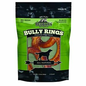 3Pk - Redbarn Bully Rings, Net Wt 2.7 Oz