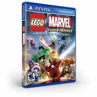LEGO Marvel Super Heroes - Universe in Peril (Sony PlayStation Vita, 2013)
