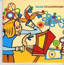 (AQ293) Vida Blue, The Illustrated Band - DJ CD