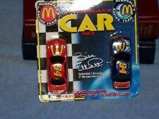 1997  Bill Elliott McDONALD'S 2 car 1/64 NASCAR diecast set