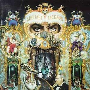 Jackson, Michael : Dangerous CD