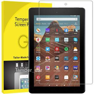 Amazon Kindle Fire Tempered Glass Fire HD 8, Fire HD 8 Plus, Fire HD 8 Kids 2020