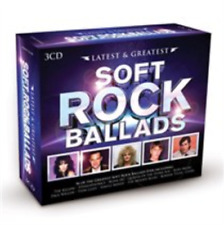 Various Artists-Soft Rock Ballads  CD / Box Set NEW