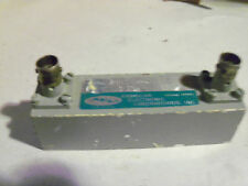 American Electronic Laboratories Low Pass Filter Model FBF=194