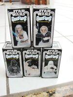 Star Wars Gentle Giant Bust-Ups Series 5 Lot of 5 Luke Wampa Hans Snowtpr, Darth
