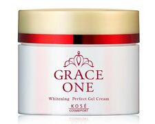 KOSE Grace One Medicated Whitening Vitamin C Skin Care Gel Cream 100g from Japan