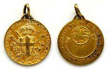 Medaglia Sportiva 1926 Regia Federazione Italiana Canottaggio C.S.L. - Campionat