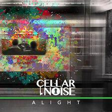 CELLAR NOISE Alight CD italian prog