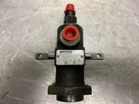 RECONDITIONED BRYCE FUEL INJECTOR PUMP LISTER LR FAOABO60P6656