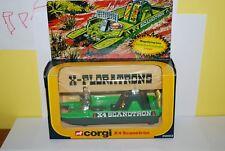 CORGI TOYS X4 SCANOTRON REF D2022 NEUF/BOITE NEW/BOX