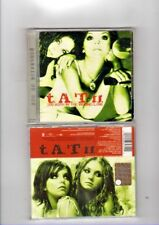 T.A.T.U. - 200KM/H IN THE WRONG LANE - CD NUOVO SIGILLATO