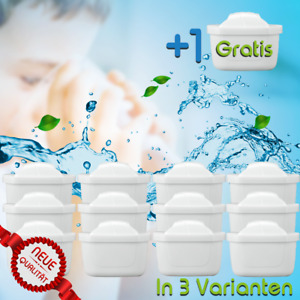 Wasserfilter-Kartuschen Brita Maxtra Marella kompatibel (auch PLUS) | +1GRATIS!