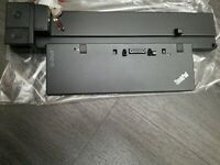Lenovo ThinkPad Workstation Dock 40A5 Docking Station 04W3955 P50 P70 P51 P71