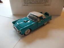 Franklin Mint 1/43 - Ford Thunderbird 1956 conv  T-Bird + hard top