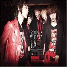 K-POP SHINEE 3rd Mini Album [2009, Year Of Us] CD Sealed Music CD