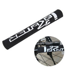 1pc Bike Chain Protector Black Cycling Frame Chain Guide Stay Posted Protector-