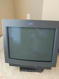 "IBM P202 21"" CRT Monitor 1600x1200 @ 85hz, Sony Trinitron Tube"