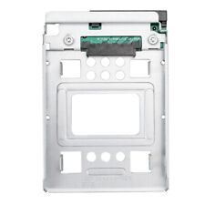 """2.5"""" SSD to 3.5"""" SATA Adapter Tray SAS HDD Bracket Caddy For HP 654540-001 G8 G9"""