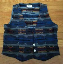 LEVI x PENDLETON INDIAN BLANKET WOOL WESTERN VEST S california lvc jacket